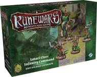 Runewars: Latari Elves Infantry Command