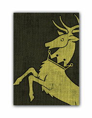 A Game of Thrones Art Sleeves - House Baratheon (50) (HBO Edition)