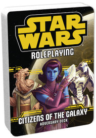 Star Wars: Adversary Deck - Citizens of the Galaxy