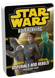 Star Wars: Adversary Deck - Imperials and Rebels