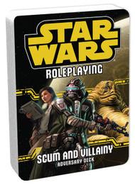 Star Wars: Adversary Deck - Scum and Villainy