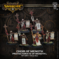 Warmachine: Protectorate of Menoth - Choir of Menoth - Unit