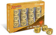 Ultra PRO: Magic the Gathering Loyality Dice - Ixalan (12)