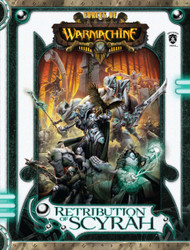 Warmachine: Accessories - Forces of Warmachine: Retribution of Scyrah (Soft Cover)