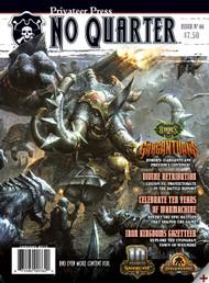 No Quarter: No Quarter Magazine #46