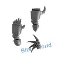 Warhammer 40k Bits: Horus Heresy Mark Iii Space Marines - Power Fist/Lightning Claw