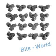 WARHAMMER 40K BITS: ADEPTUS CUSTODES CUSTODIAN GUARD SQUAD - ARMS (8 PAIRS)