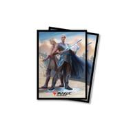 Ultra PRO: Magic the Gathering: Battlebond Deck Protectors - Will Kenrith (80)