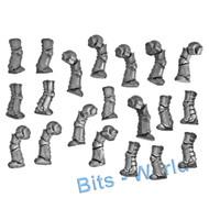 Warhammer 40k Bits: Horus Heresy Mark Iii Space Marines - Legs X10