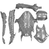 Warhammer Bits: Idoneth Deepkin Akhelian Leviadon - Leviadon Tail