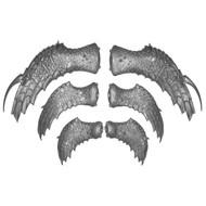 WARHAMMER BITS: IDONETH DEEPKIN AKHELIAN LEVIADON - LEVIADON FINS