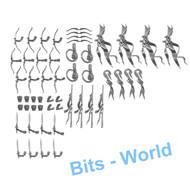 Warhammer Bits: Wanderers Glade Guard - Command Upgrades, Torsos, & Arms