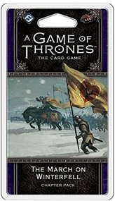 A Game of Thrones LCG - The March on Winterfell Chapter Pack (2nd Ed)
