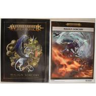 Warhammer Bits: Soul Wars Malign Sorcery - Book & Assembly Guid