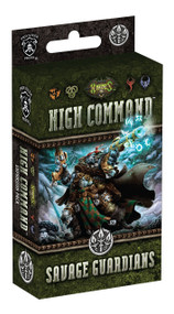 Privateer Press: High Command - Hordes - Savage Guardians Expansion
