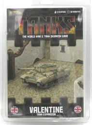 Tanks: British Valentine Ii/Iii