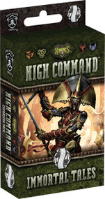 Privateer Press: High Command - Hordes - Immortal Tales Expansion