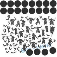 Warhammer Bits: Blades Of Khorne Start Collecting! Goreblade Warband - Bloodreavers X10