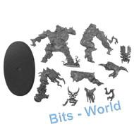 Warhammer Bits: Blades Of Khorne Start Collecting! Goreblade Warband - Khorgoroth