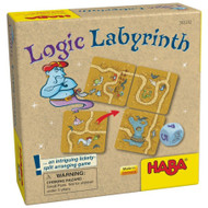 Board Game Logic Labyrinth