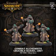 Warmachine: Golden Crucible - Combat Alchemists