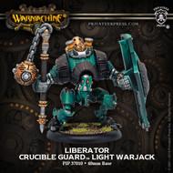 Warmachine: Golden Crucible - Liberator