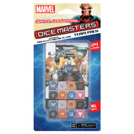 Board Game Dice Masters: Marvel Dice Masters: Justice Like Lightning Team Pack *PreOrder*