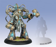 Warmachine: Convergence of Cyriss - Axis, The Harmonic Enforcer - Warcaster