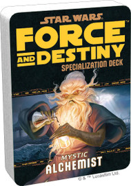 Star Wars: Force And Destiny - Mystic Alchemist Specialization Deck