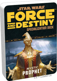 Star Wars: Force And Destiny - Mystic Prophet Specialization Deck