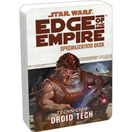 Star Wars: Edge Of The Empire - Droid Tech Specialization Deck
