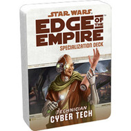 Star Wars: Edge Of The Empire - Cyber Tech Specialization Deck