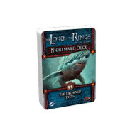 Board Game Fantasy Flight Games: The Lord Of The Rings Lcg - Nightmare Deck: The Drowned Ruins