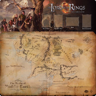 Board Game Fantasy Flight Games: The Lord Of The Rings Lcg - Fellowship 1-4 Player Gamemat