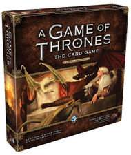 Board Game Fantasy Flight Games: A Game Of Thrones Lcg - Core Set