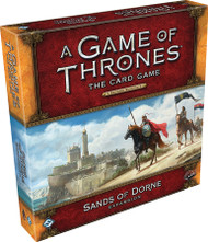Board Game Fantasy Flight Games: A Game Of Thrones Lcg - Sands Of Dorne