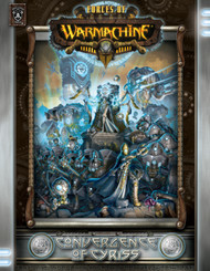 Warmachine: Accessories - Forces of Warmachine: Convergence of Cyriss (Soft Cover)