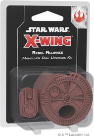 Star Wars X-Wing: 2nd Ed: Rebel Alliance Maneuver Dial Upgrade Kit