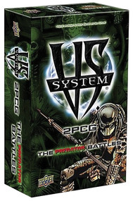 Board Game Vs System 2pcg: The Predator Battles