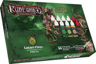 Army Painter: Runewars: Latari Elves Paint Set