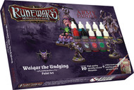 Army Painter: Runewars: Waiqar The Undying Paint Set