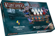 Army Painter: Runewars: Daqan Lords Paint Set