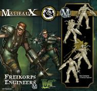 Malifaux: Outcasts - Freikorps Engineer