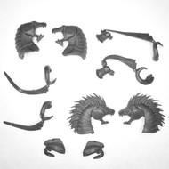 Warhammer Bits: Stormcast Eternals Aventis Firestrike, Magister Of Hammerhal - Tauralon Head