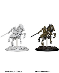 Pathfinder: Deep Cuts - Deep Cuts Unpainted Minis: Skeleton Knight On Horse