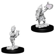 Pathfinder: Deep Cuts - Deep Cuts Unpainted Minis: Gnome Male Bard