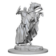 Pathfinder: Deep Cuts - Deep Cuts Unpainted Minis: Knight On Horse