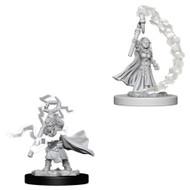 Pathfinder: Deep Cuts - Deep Cuts Unpainted Minis: Gnome Female Sorcerer