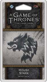 A Game Of Thrones Lcg: House Stark Intro Deck