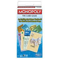 Monopoly The Card Game Board Game